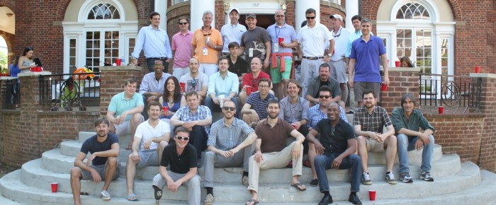 Reunions Weekend at Sigma Phi Place