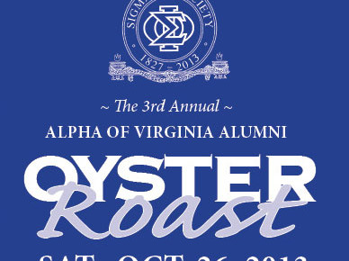 Homecoming Weekend: A Thrice Successful Oyster Roast